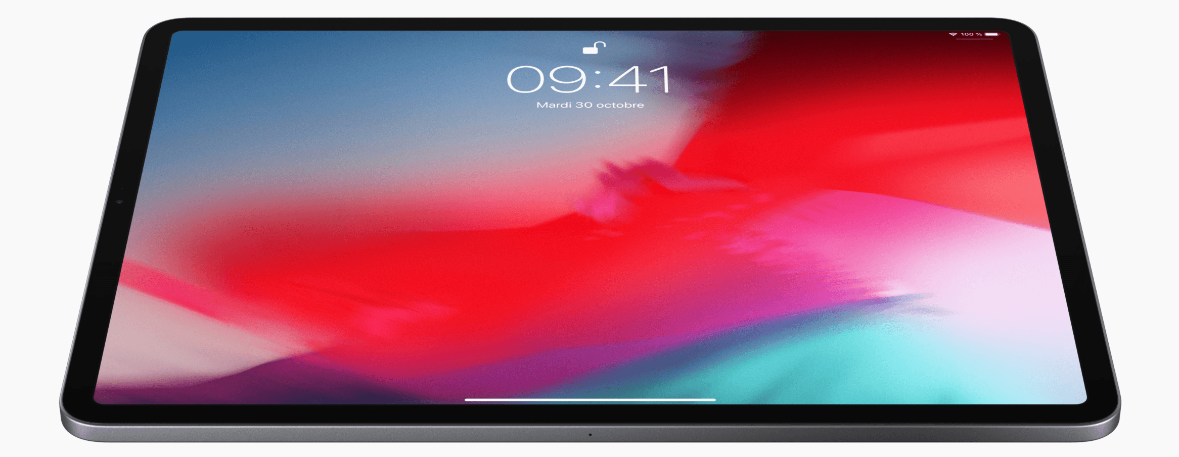 ipad pro 2018 écran