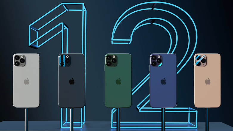 iPhone 12 date sortie