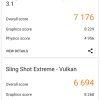 3Dmark - OnePlus 8 - Slingshot Extreme