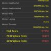 OnePlus 8 PassMark Performance Test 2