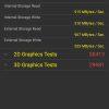 OnePlus 8 PassMark Performance Test 3