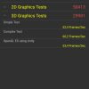 OnePlus 8 PassMark Performance Test 5