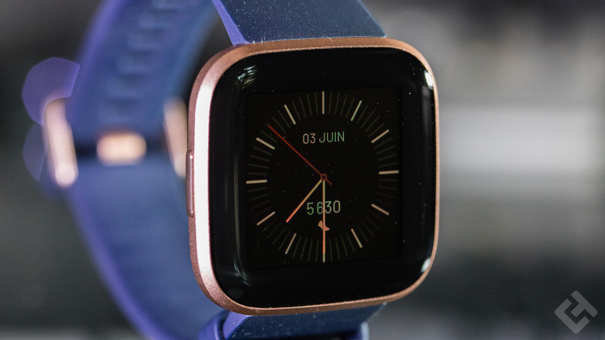 Fitbit Versa 2 - Design