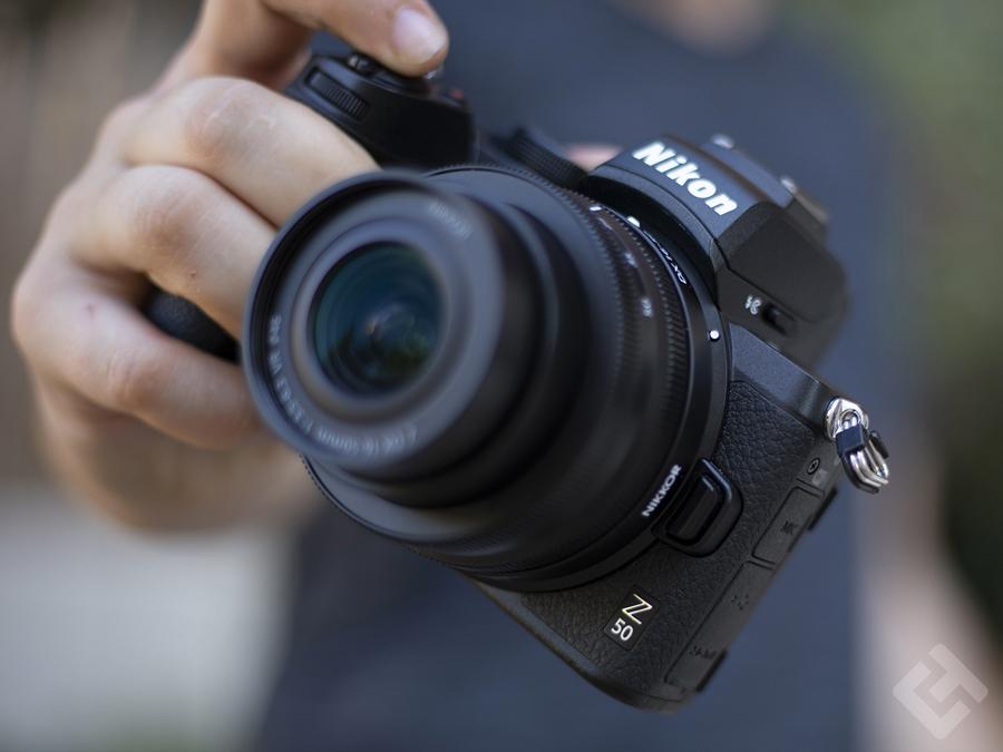 Nikon Z50 - Test Charles Tech