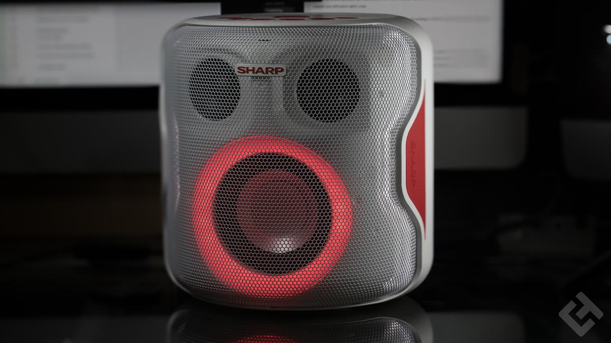 Sharp PS-919 - Lumière