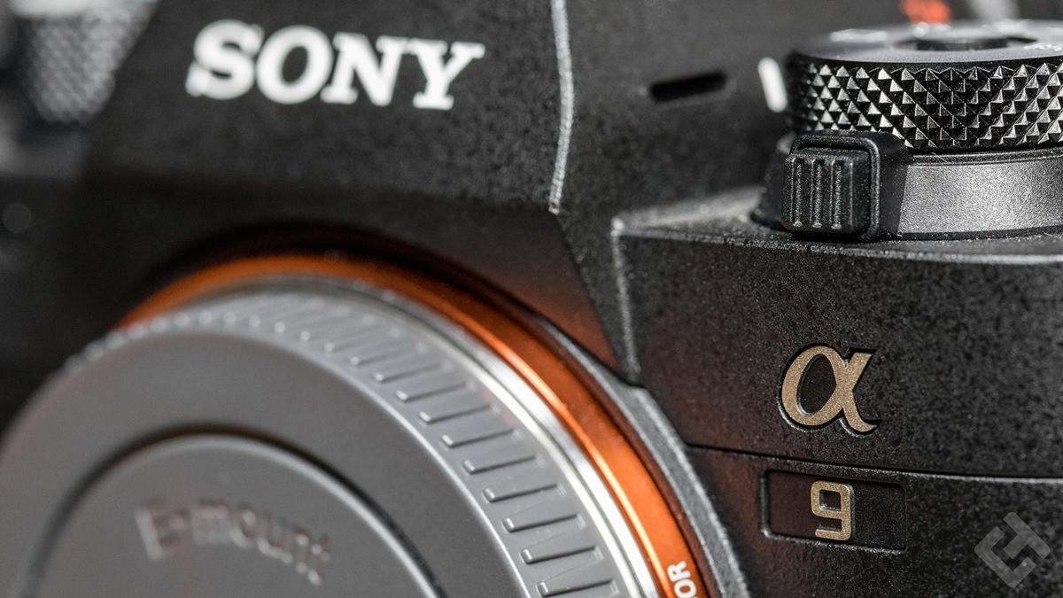 Sony A9 II - Design