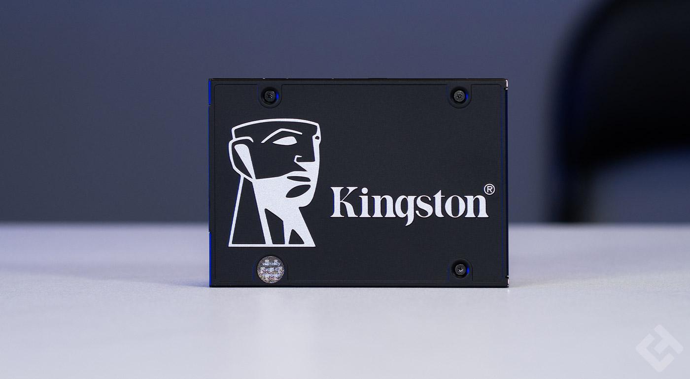 test du kingston kc 600