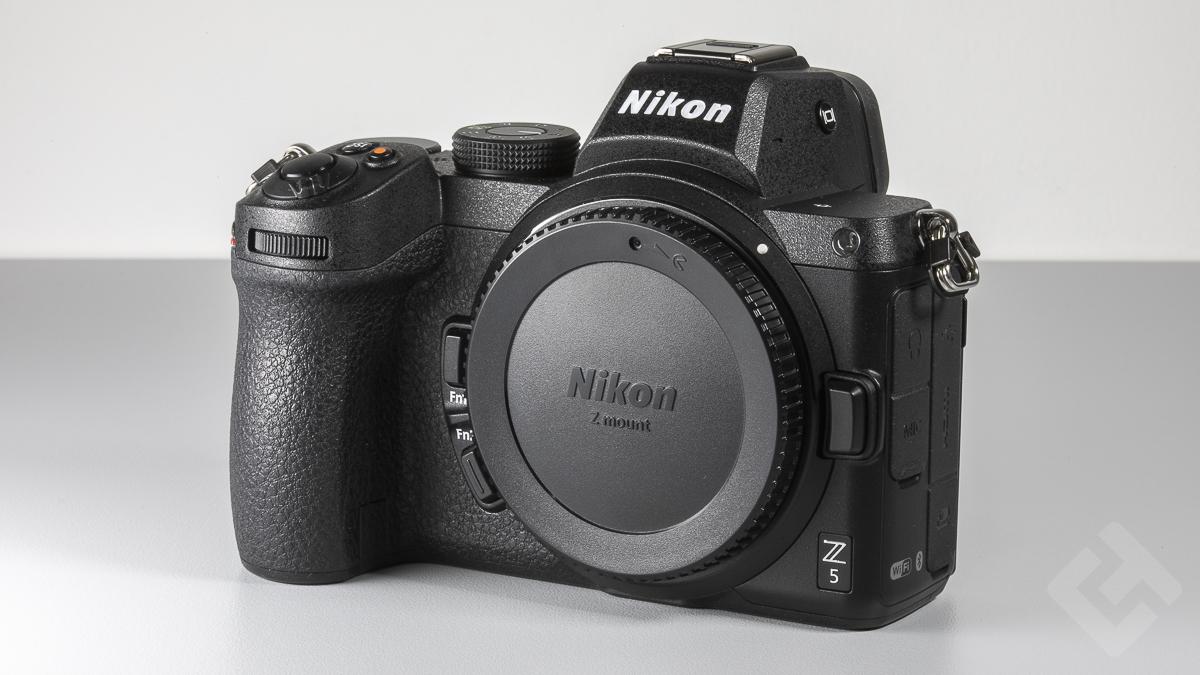test du Nikon Z5