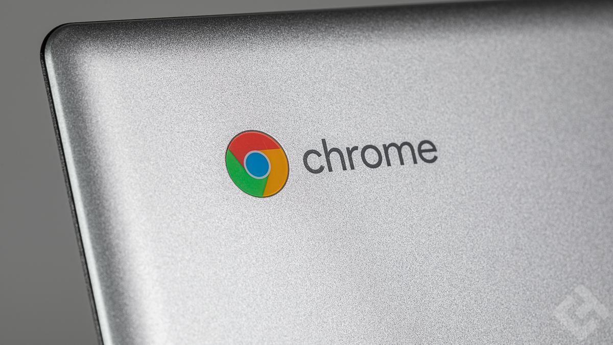 Acer Chromebook 311 - Logo Chrome