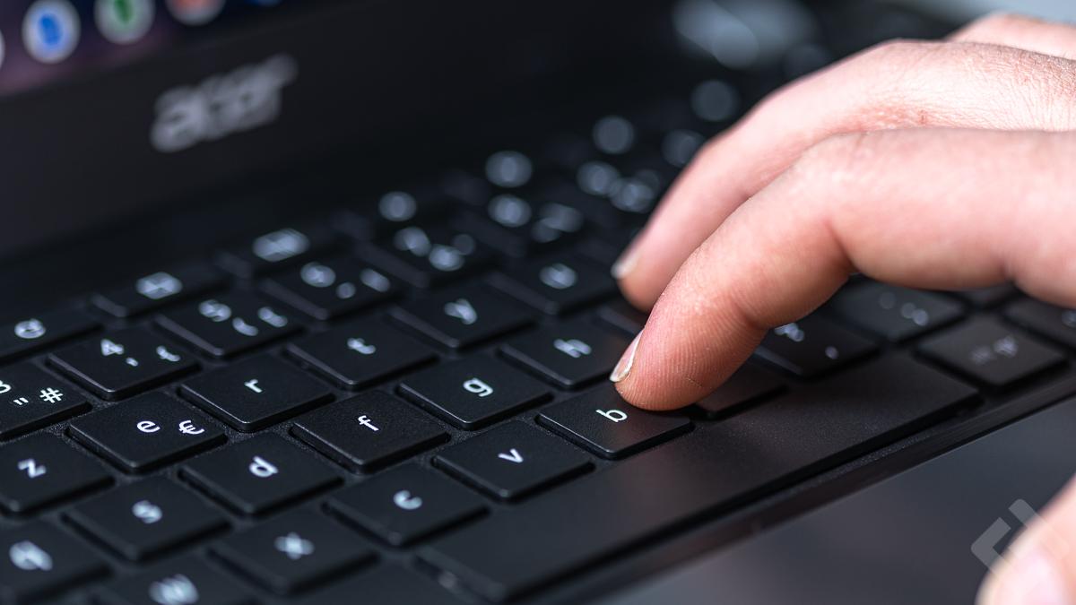 Acer Chromebook 311 - Utilisation Clavier
