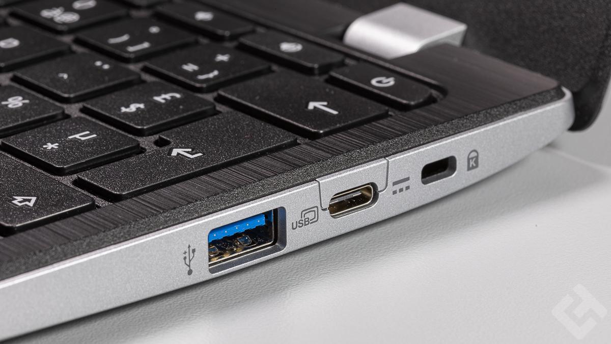 Acer Chromebook 311 - Connectique Droite