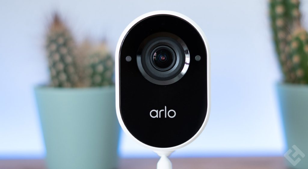 test arlo essential indoor camera