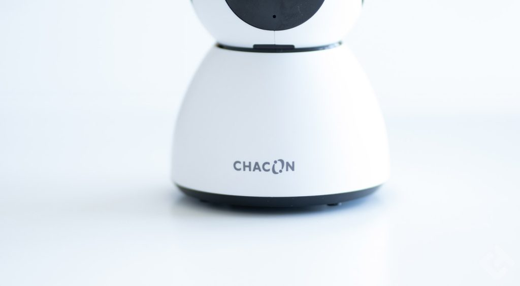 Test Chacon rotation wifi camera