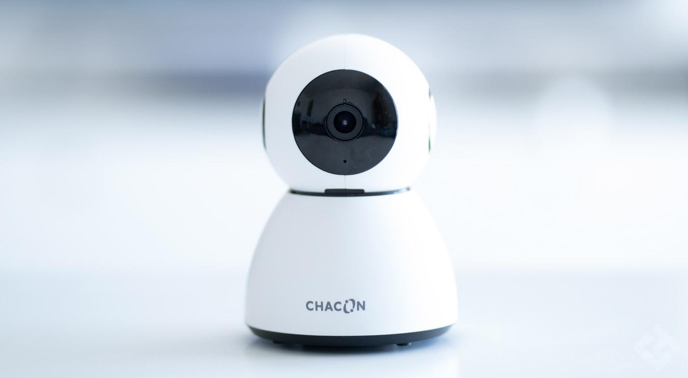 test chacon camera rotating