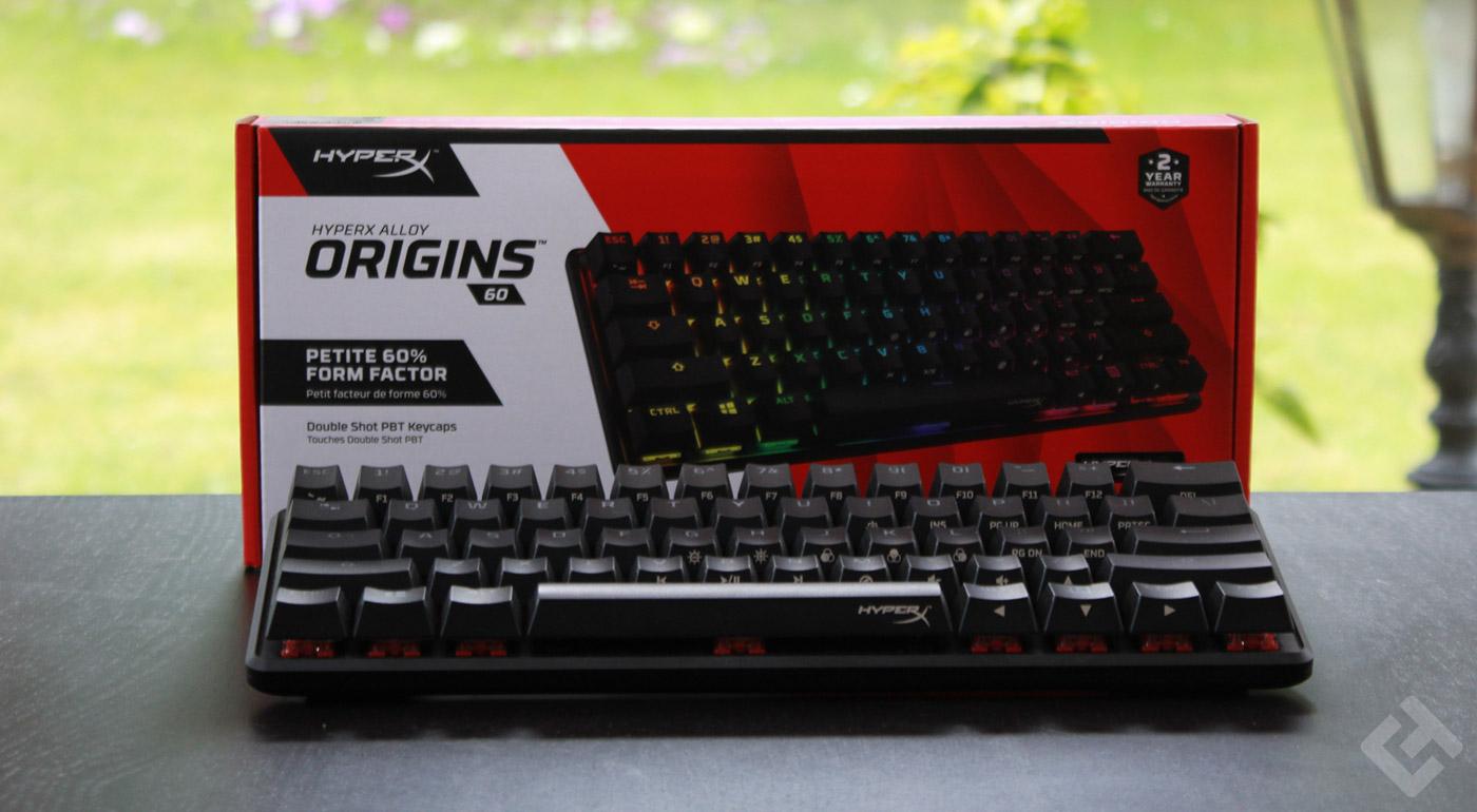 test hyperx alloy origins 60