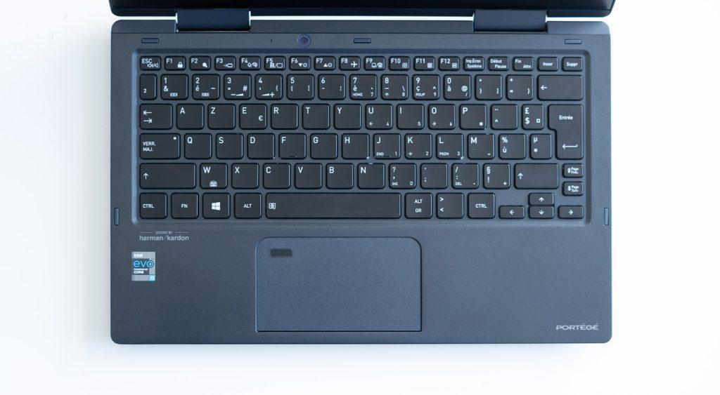clavier dynabook portégé x30w