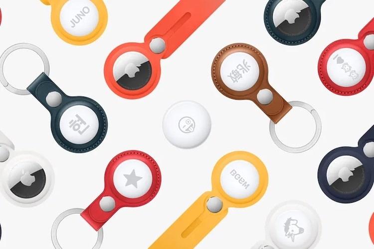 Apple Airtag - Accessoire Apple