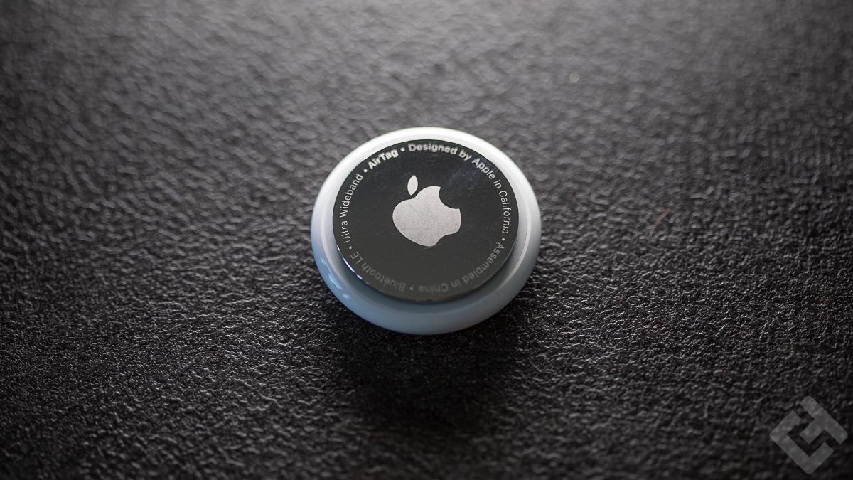 Apple AirTag - Face arrière