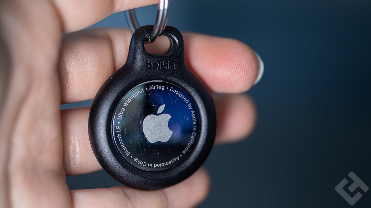 Apple AirTag - Coque Belkin