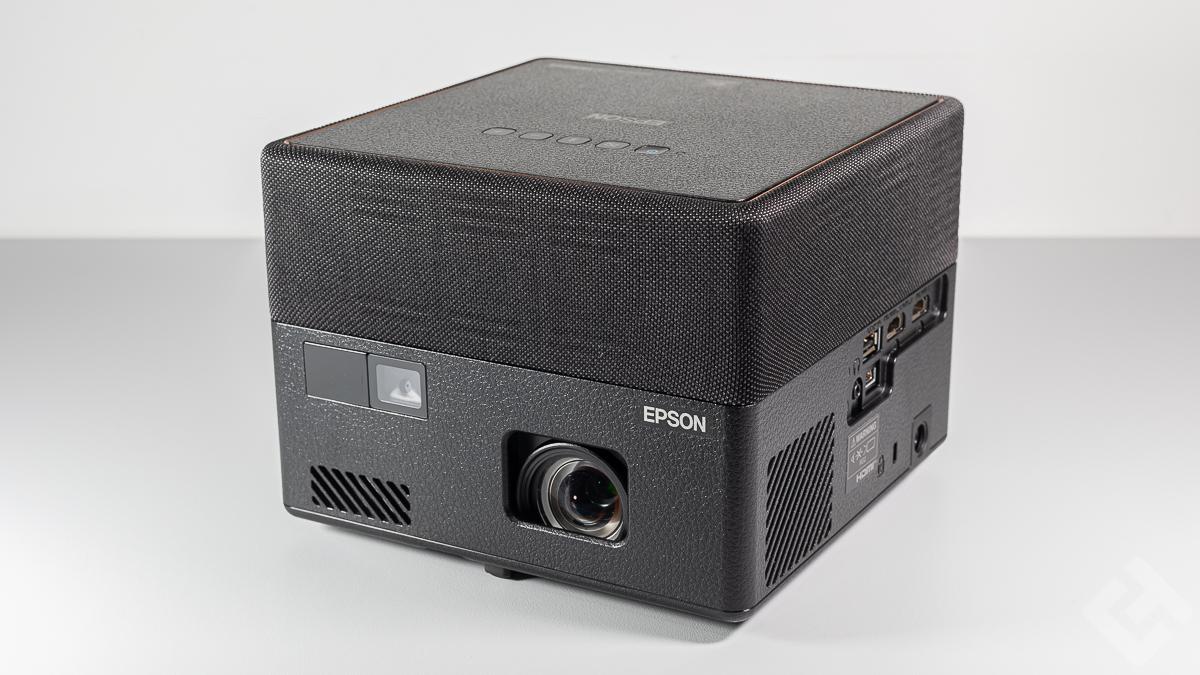 Epson EF 12 - Ensemble