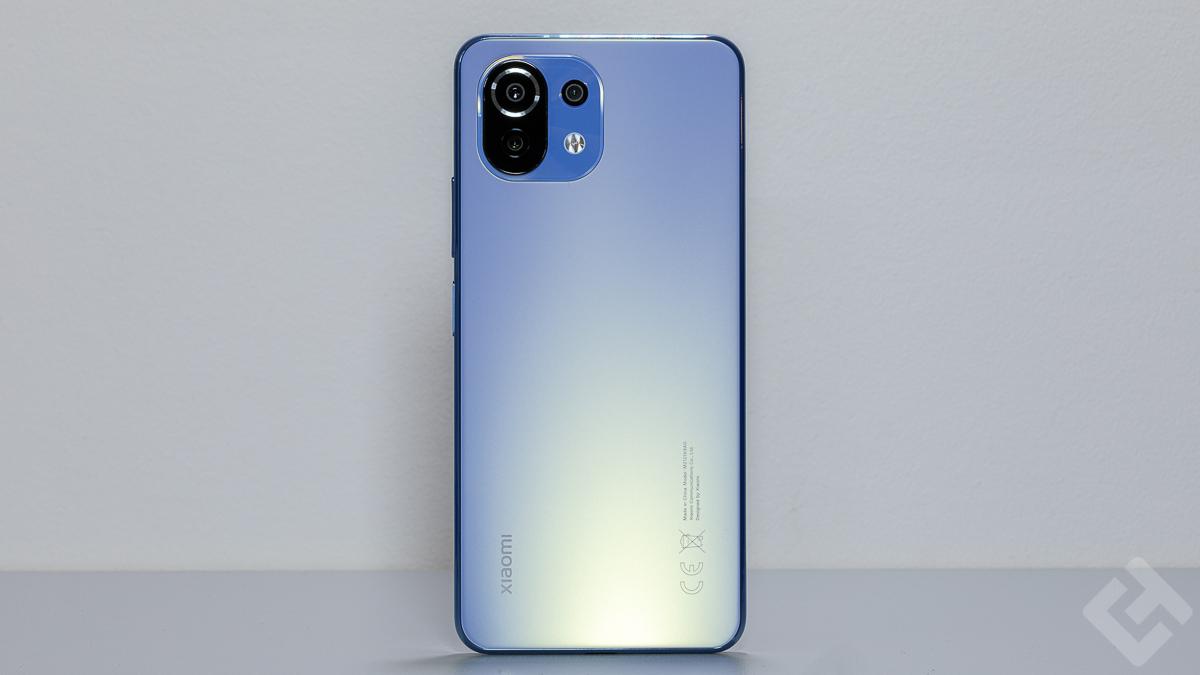 Dos du Xiaomi Mi 11 Lite