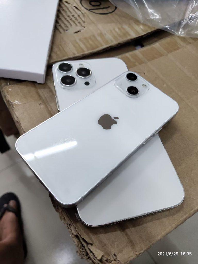appareil photo iPhone 12s