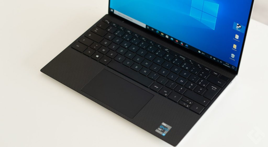 dell xps 13 test
