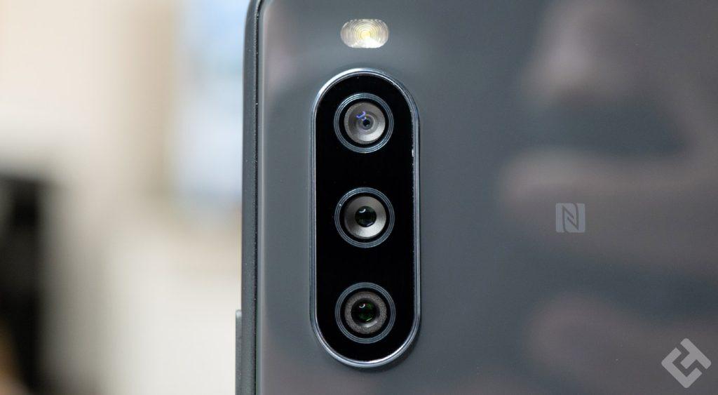 appareil photo du xperia 10 III