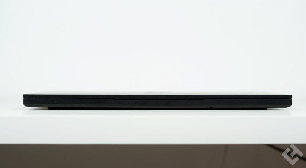 Test Razer blade 17 2020