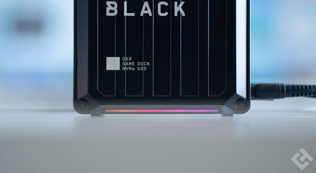 rgb du wd black d50