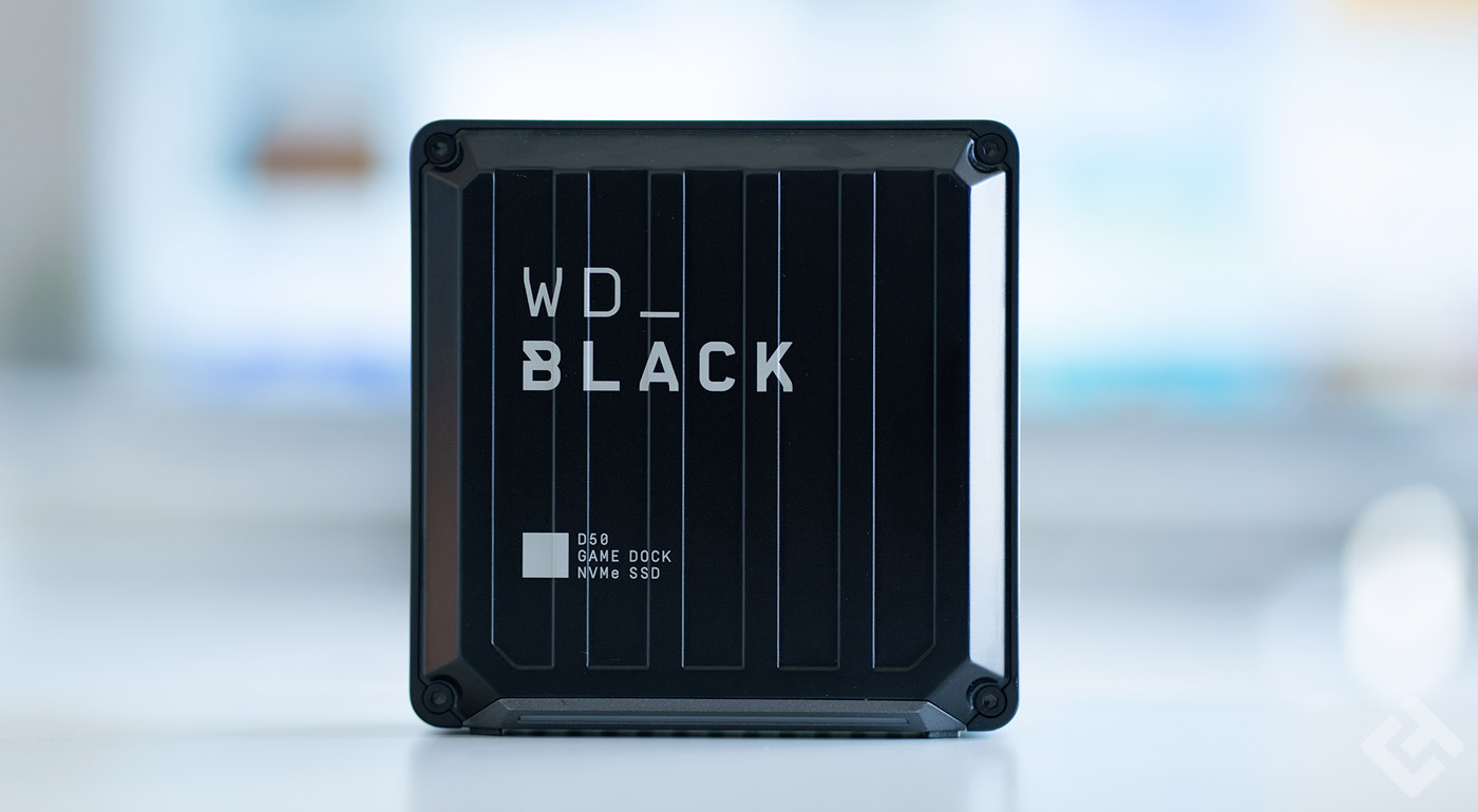test wd black d50