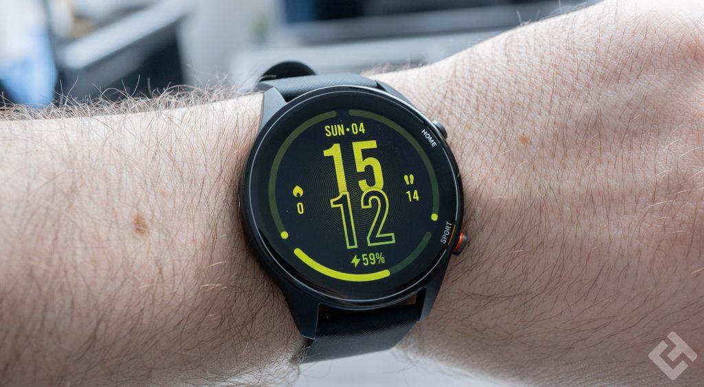 test Xiaomi mi watch